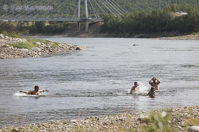 Arktiset Vedet - Teno Utsjoki 2013